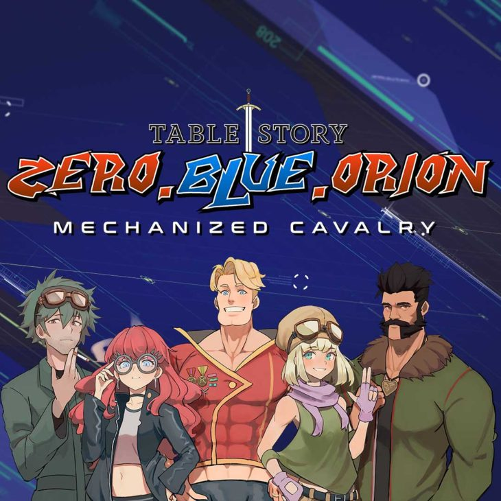 Zero.Blue.Orion – Ep 27 – Direct Orders